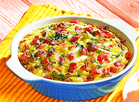 Egg Chicken Casserole picture